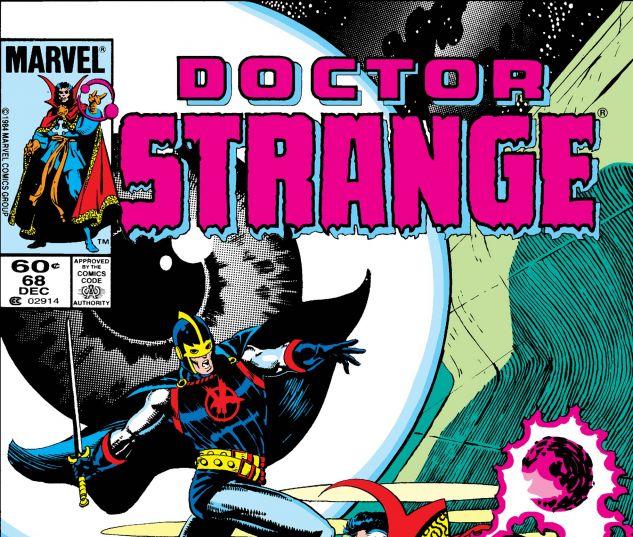 DOCTOR STRANGE (1974) #68