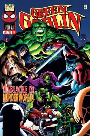 Green Goblin #10