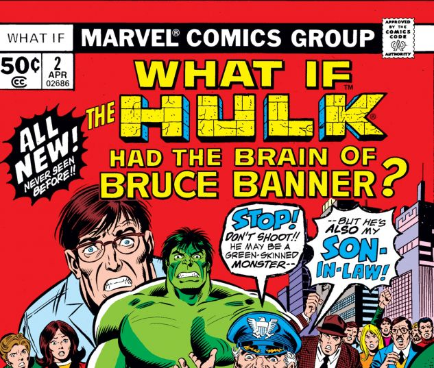WHAT IF? (1977) #2