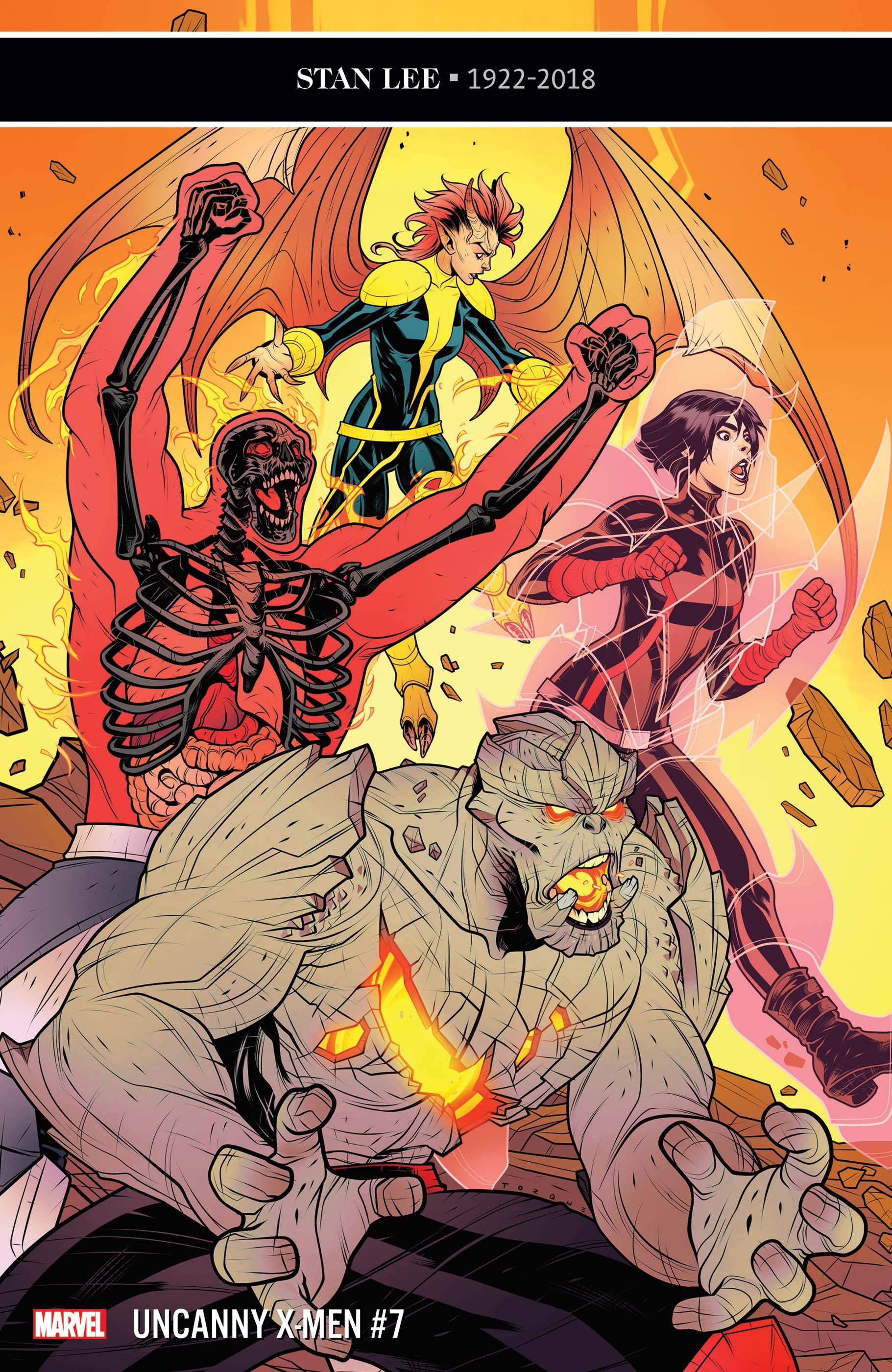 Uncanny X-Men (2018) #7