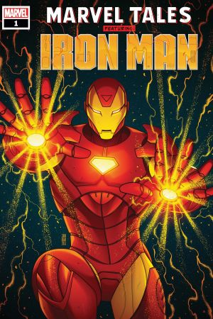 Marvel Tales: Iron Man #1