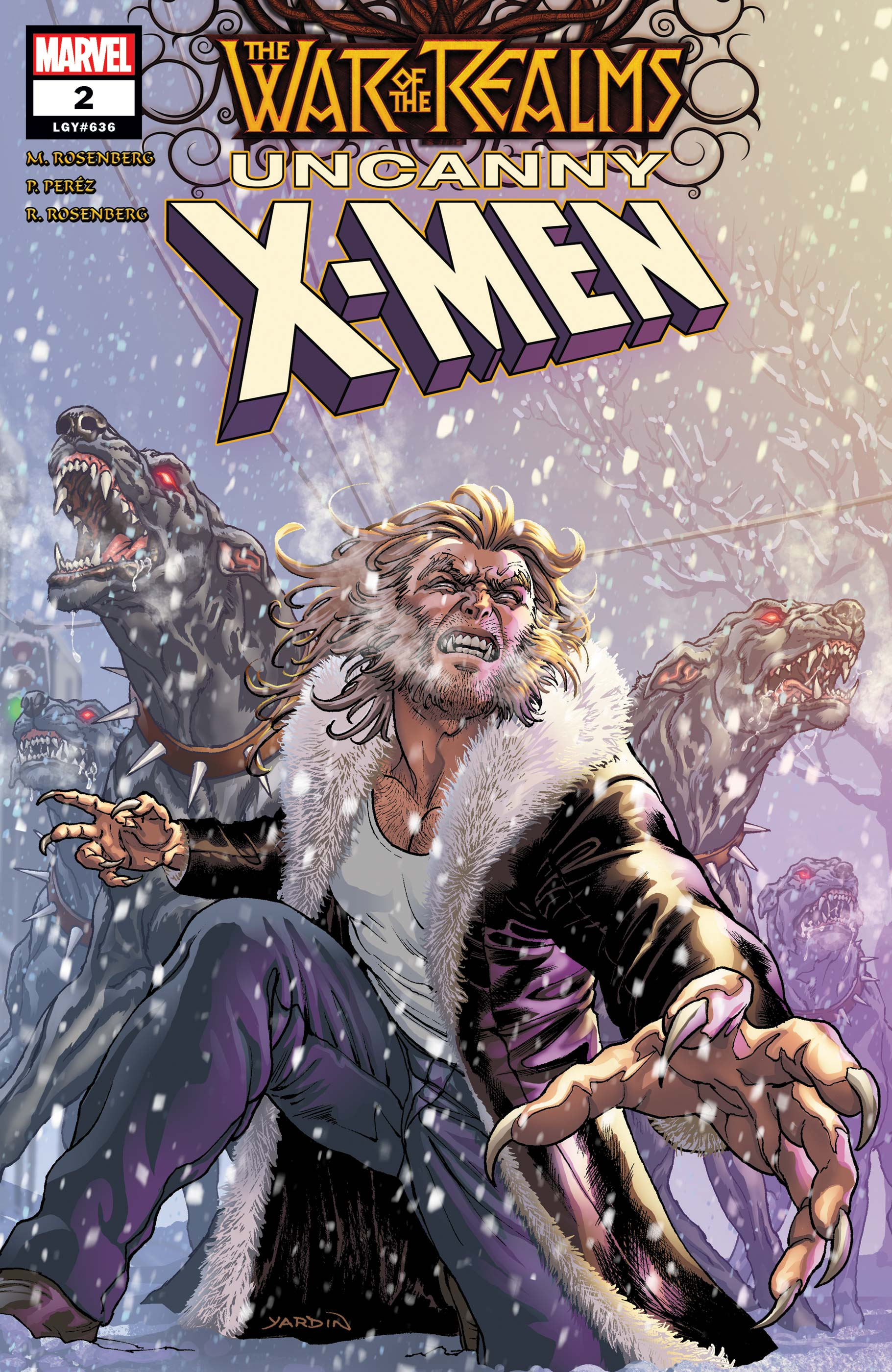 War of the Realms: Uncanny X-Men (2019) #2