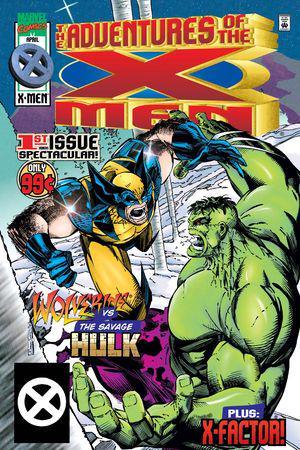 Adventures of the X-Men (1996) #1