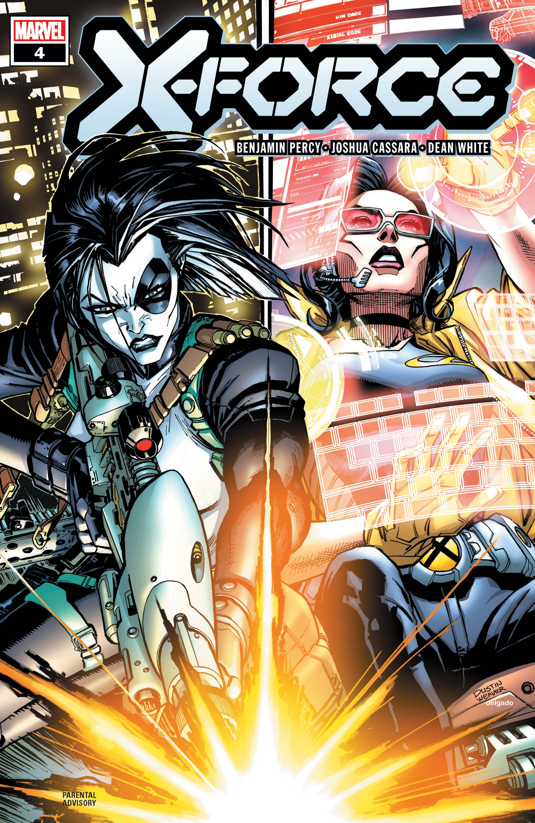 X-Force (2019) #4