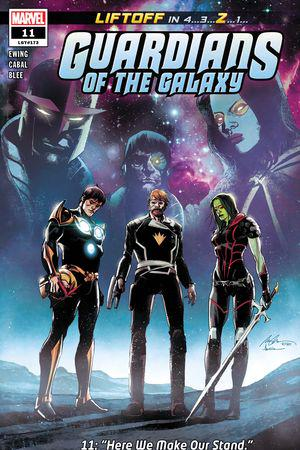 Guardians of the Galaxy (2020) #11