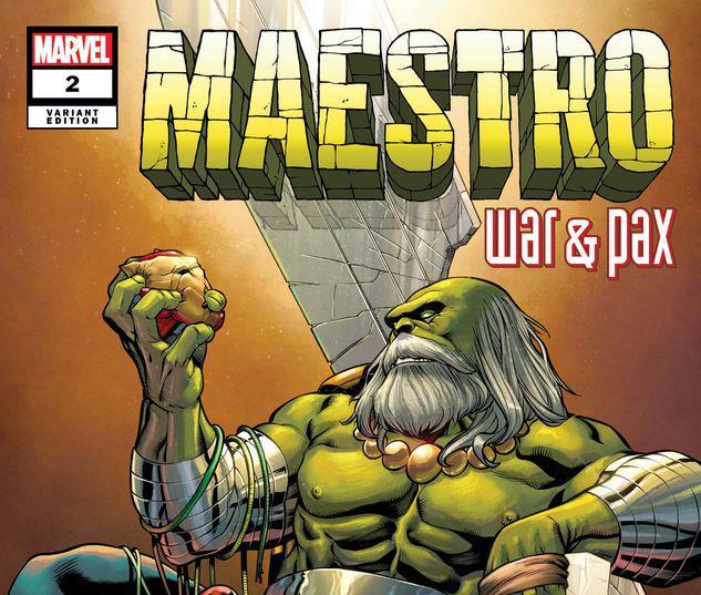 Maestro: War and Pax #2