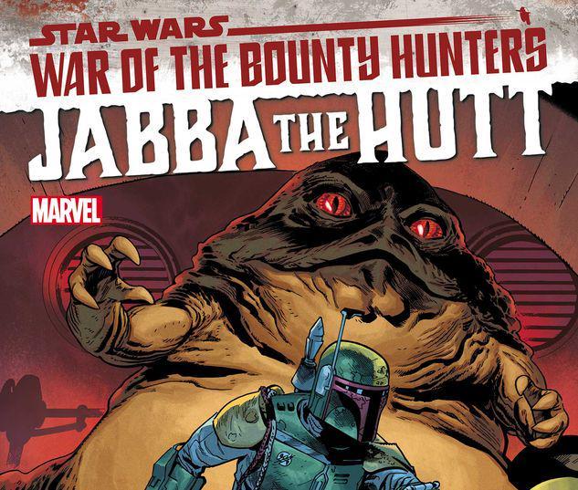 STAR WARS: WAR OF THE BOUNTY HUNTERS - JABBA THE HUTT 1 #1