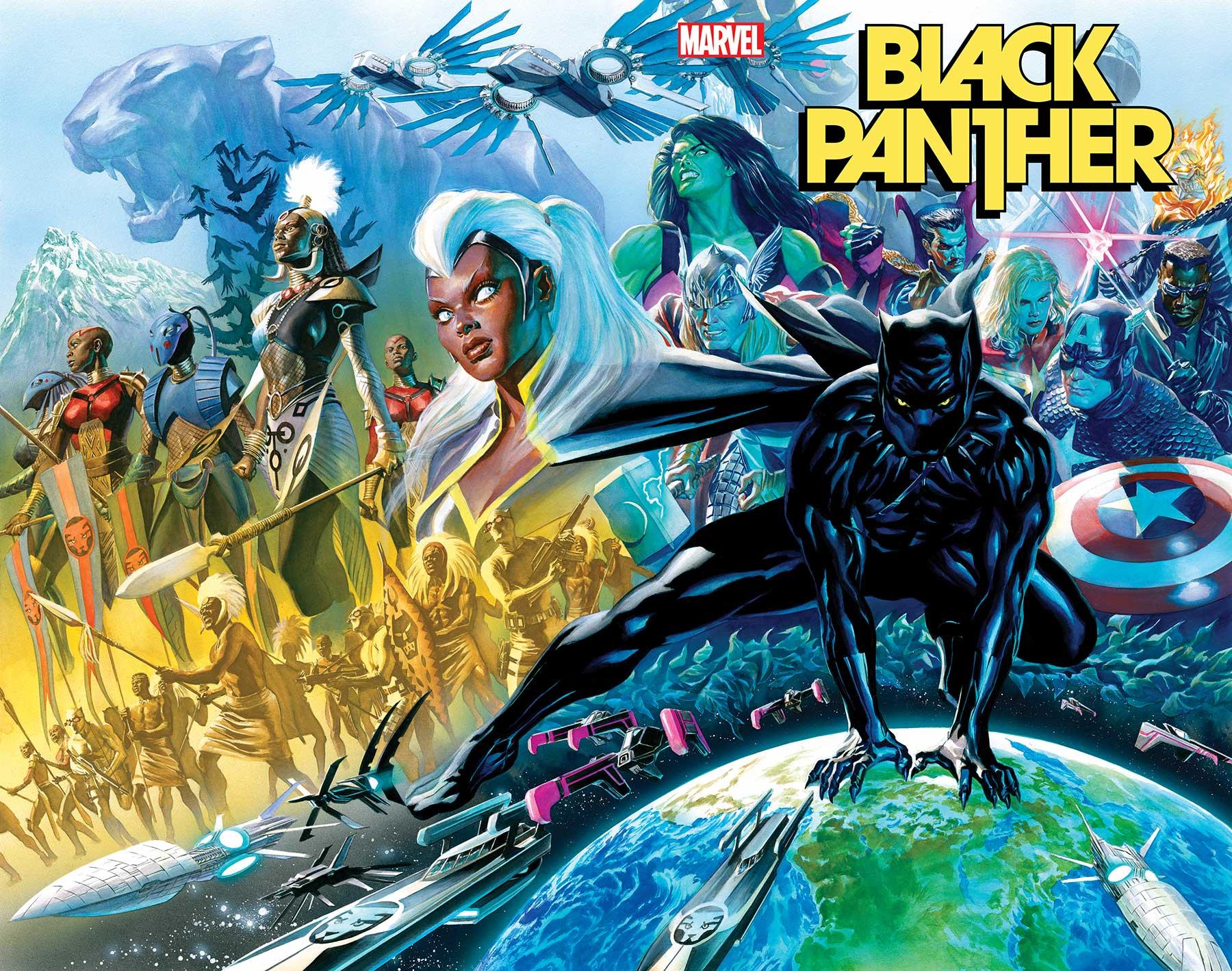 Black Panther (2021) #1