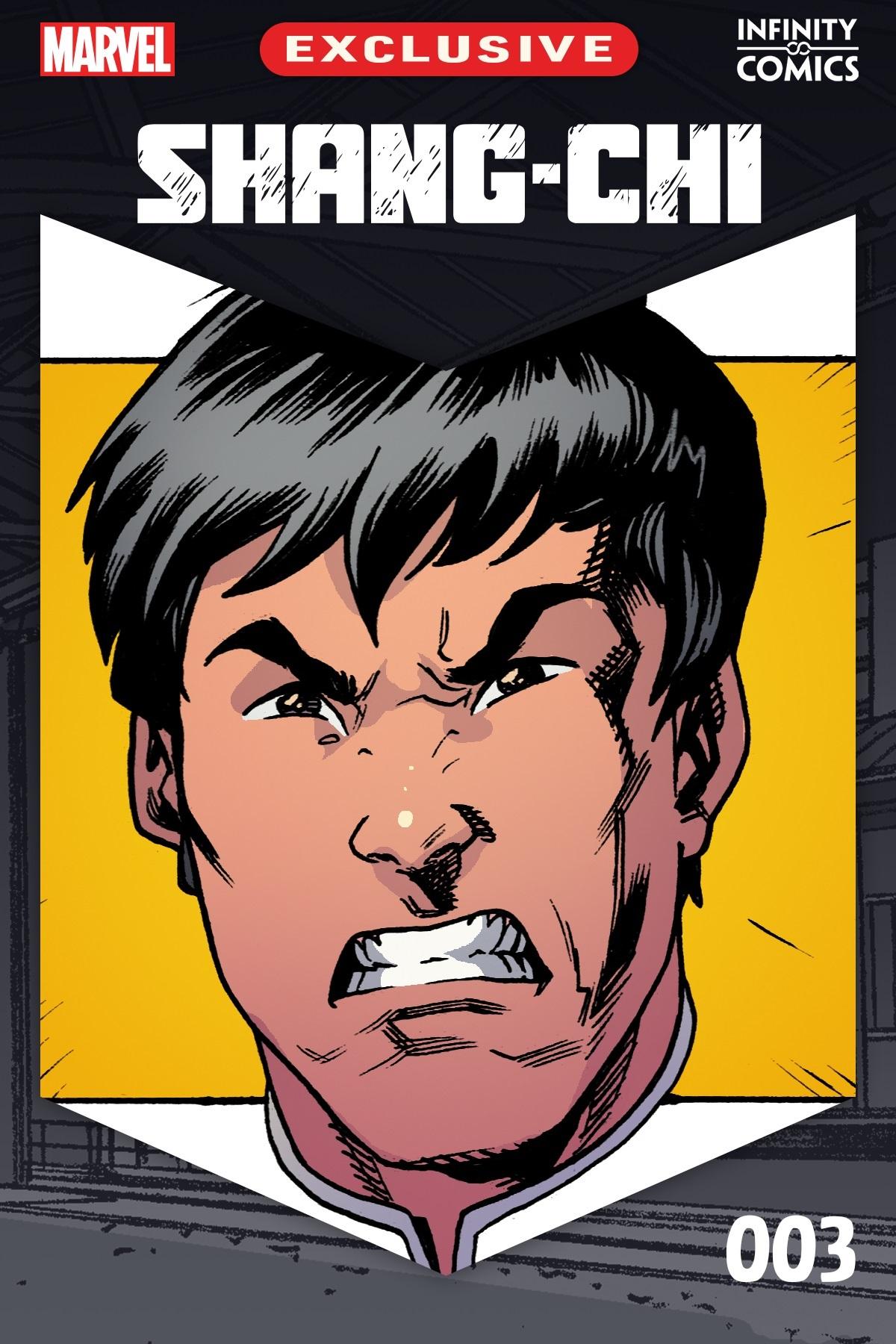 Shang-Chi Infinity Comic (2021) #3