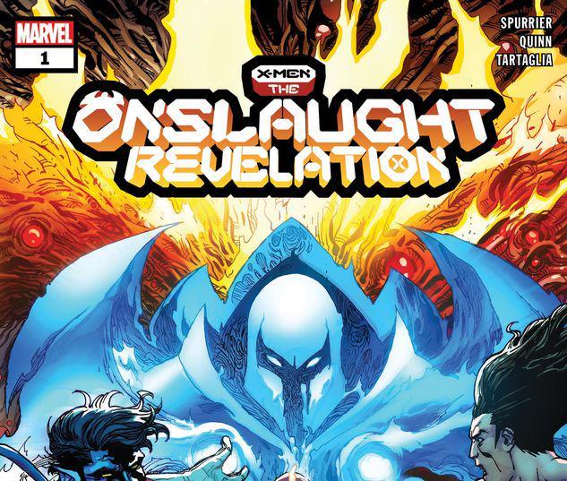 X-MEN: THE ONSLAUGHT REVELATION 1 #1