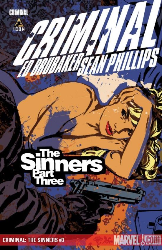 Criminal: The Sinners (2009) #3
