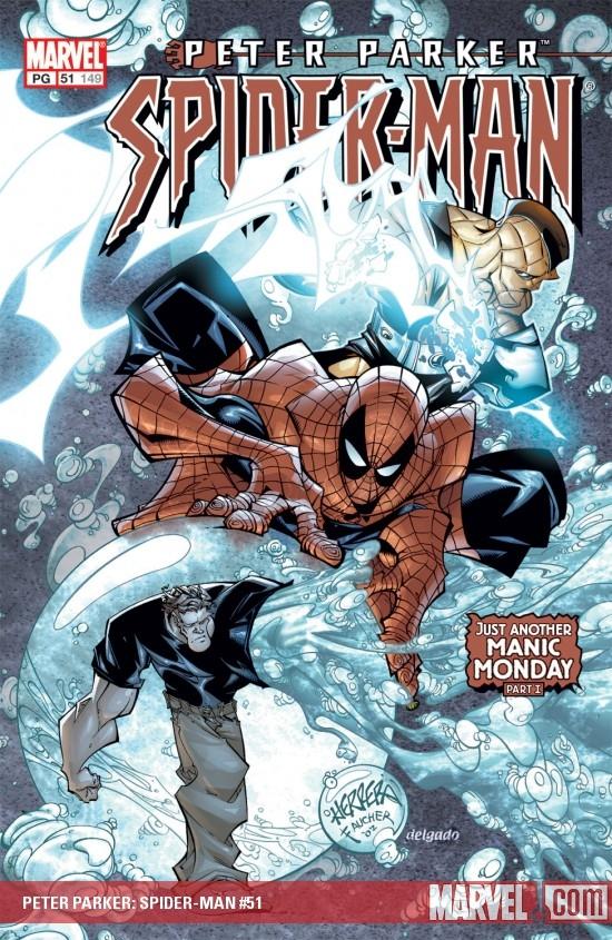 Peter Parker: Spider-Man (1999) #51