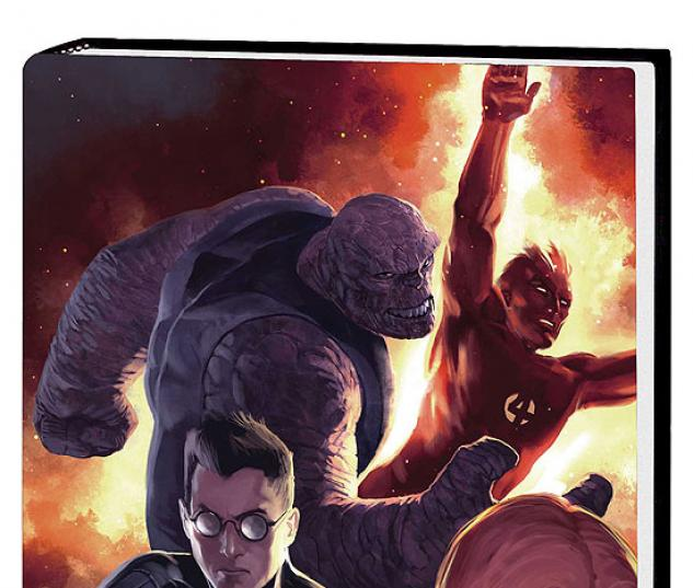 ULTIMATE FANTASTIC FOUR VOL. 5 #0