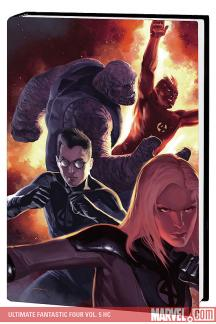 Ultimate Fantastic Four Vol. 5 (Hardcover)