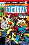 ETERNALS #19 COVER