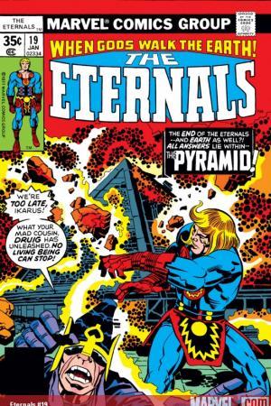 Eternals #19
