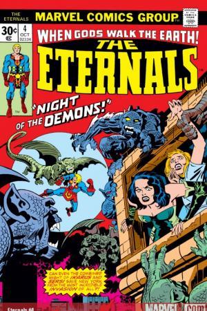 Eternals #4