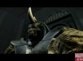 Rhino in Spider-Man 3 The Game