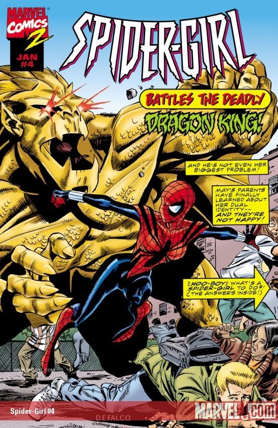 Spider-Girl (1998) #4