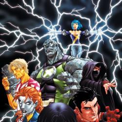 NEW X-MEN: CHILDHOOD'S END VOL. 1 COVER