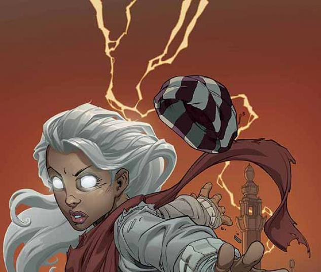 ORORO: BEFORE THE STORM #1