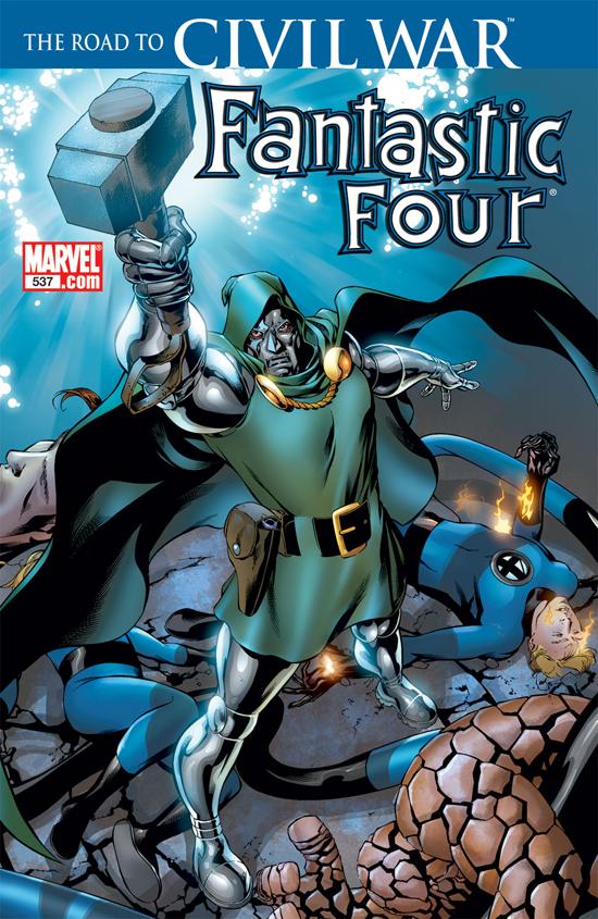 Fantastic Four (1998) #537