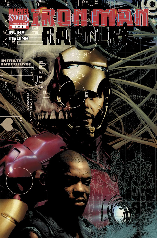 Iron Man: The Rapture (2010) #1