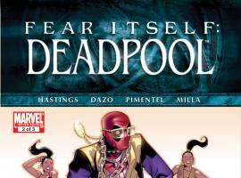 Fear Itself: Deadpool (2011) #2