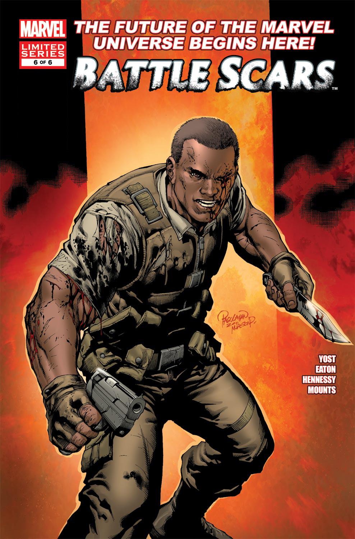 Battle Scars (2011) #6