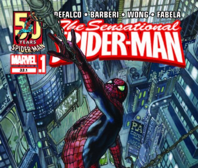 SENSATIONAL SPIDER-MAN 33.1