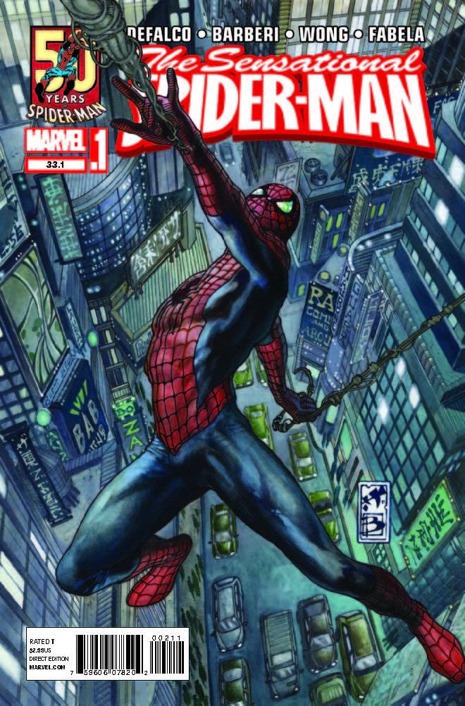 Peter Parker, Spider-Man (2012) #2