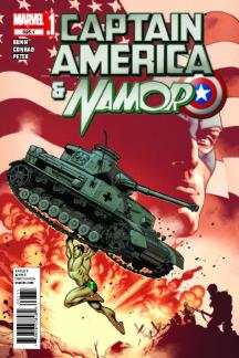 Captain America and... #635.1