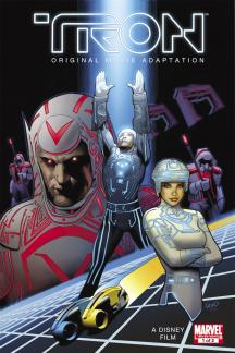 Tron: Original Movie Adaptation #1