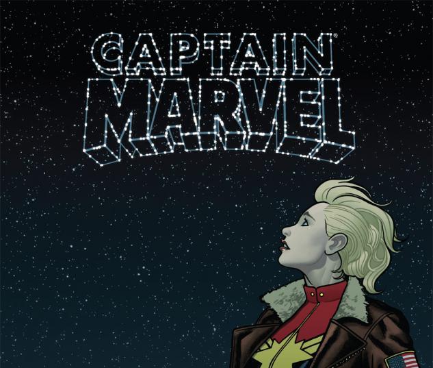 Captain Marvel (2012) #10 Cover