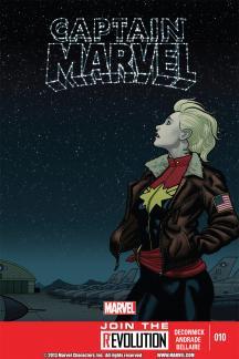 Captain Marvel (2012) #10