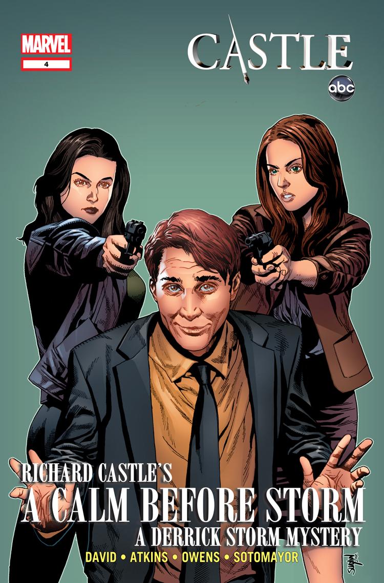 Castle: A Calm Before Storm (2012) #4