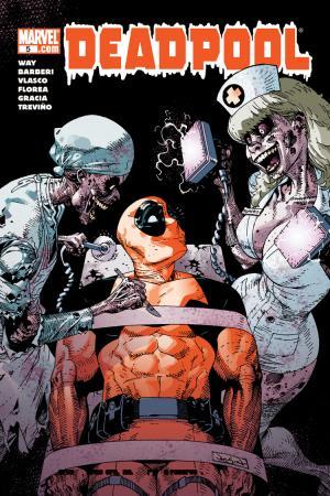 Deadpool (2008) #5