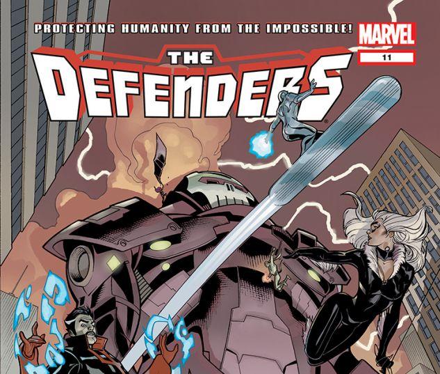 Defenders (2011) #11