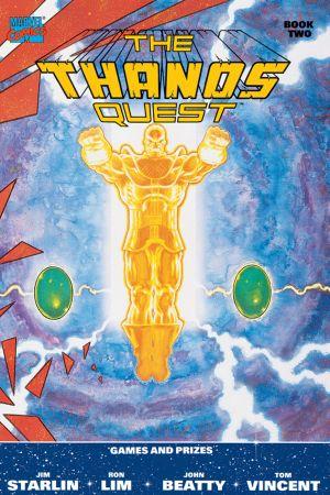 Thanos Quest (1990) #2
