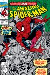 Amazing Spider-Man (1963) #350 Cover
