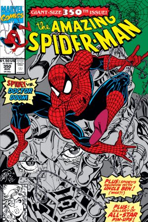 The Amazing Spider-Man (1963) #350