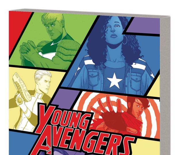 YOUNG AVENGERS VOL. 1: STYLE > SUBSTANCE TPB (MARVEL NOW)