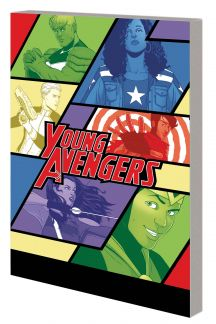 YOUNG AVENGERS VOL. 1: STYLE > SUBSTANCE TPB (MARVEL NOW) (Trade Paperback)