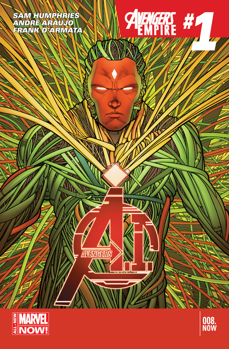 Avengers a.I. (2013) #8