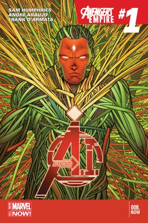 Avengers a.I.  #8