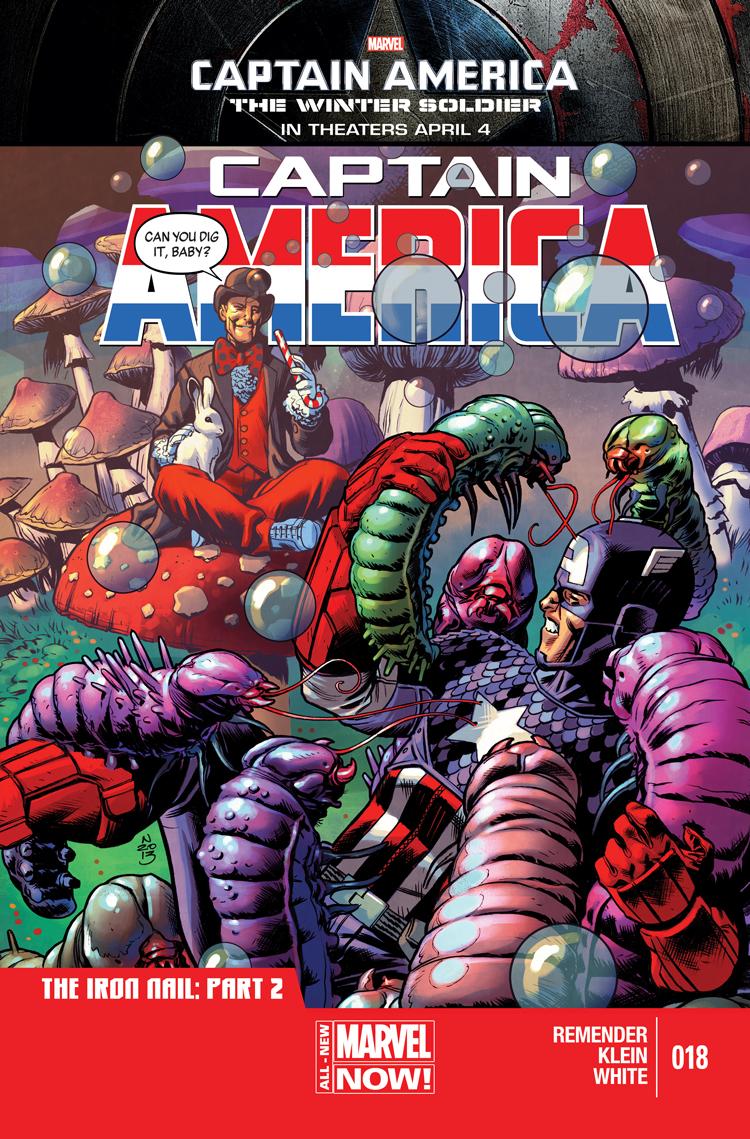 Captain America (2012) #18