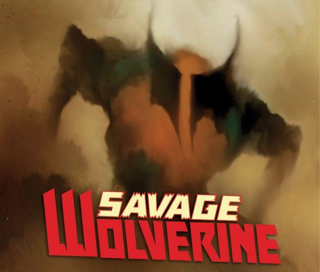 SAVAGE WOLVERINE 16 (ANMN, WITH DIGITAL CODE)