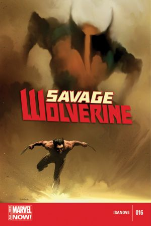 Savage Wolverine (2013) #16
