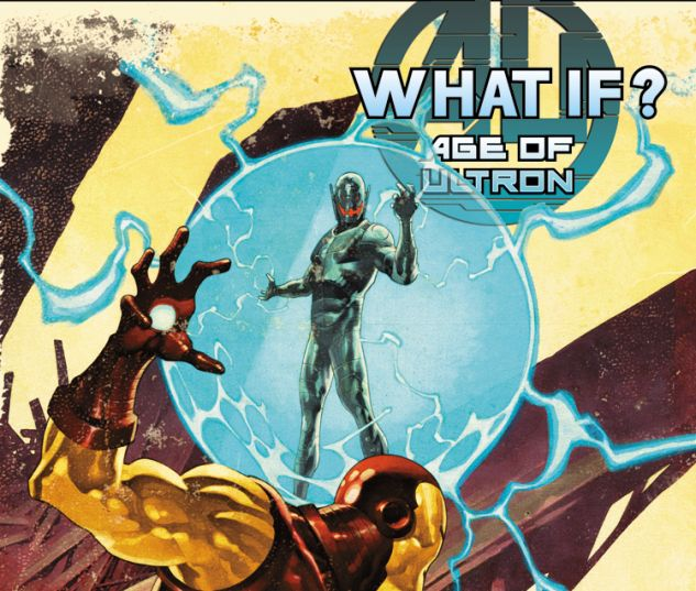 WHAT IF? AGE OF ULTRON 2 (WITH DIGITAL CODE)