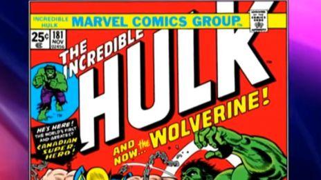 Marvel AR: Flashback to Incredible Hulk #181